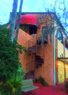 Photograph - Celestial Skies Pacinos Restaurant Orlando by Aimee L Maher Photography and Art Visit ALMGallerydotcom
