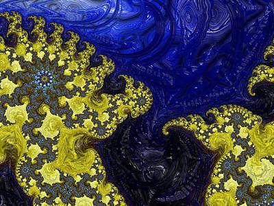 Photograph - Celestial Storm by Ronda Broatch