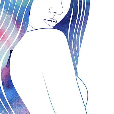 Celestial V Art Print