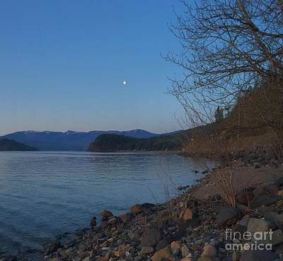 Art Print featuring the photograph Celista Sunrise 3 by Victor K