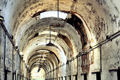 Photograph - Cell Block by JAMART Photography