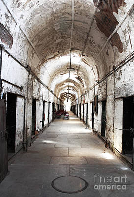 Photograph - Cell Block by John Rizzuto