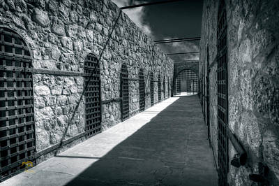 Photograph - Cellblock by Jim Thompson