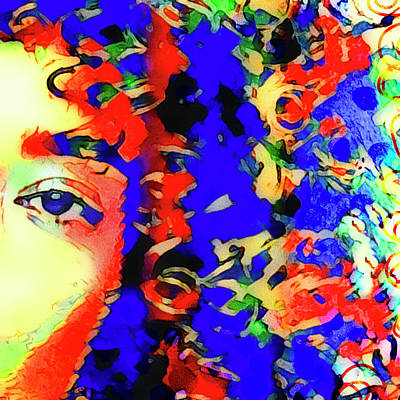 Cellmate 3944 Art Print