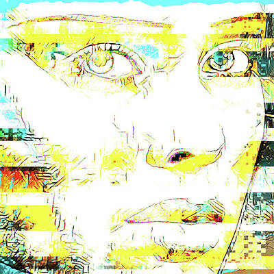 Cellmate 9924 Art Print