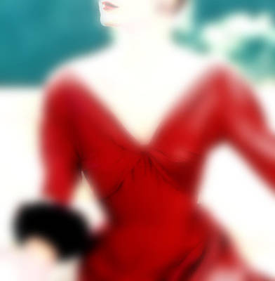 Grace Kelly Digital Art - Celluloid Dreams Grace K. by Rob Prince
