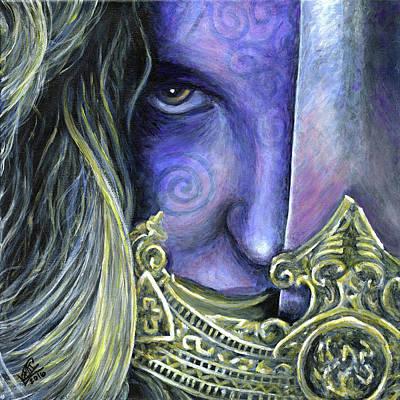 Celtec Warrior Original by Kat Crossland