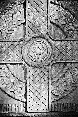 Photograph - Celtic Cross by Colleen Kammerer
