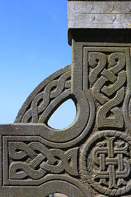 Celtic Art Print by Joe Burns