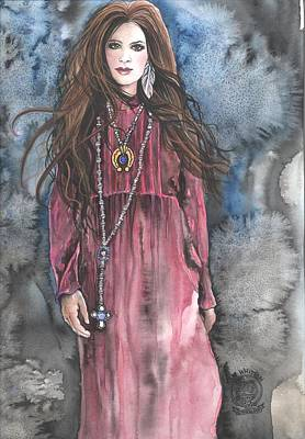 Painting - Celtic Pride by Kim Sutherland Whitton