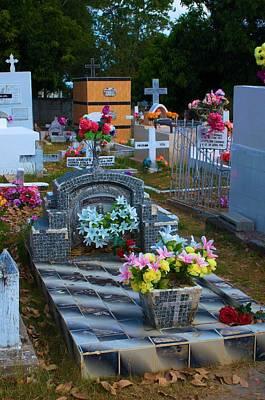 Photograph - Cementerio San Carlos by Douglas Pike