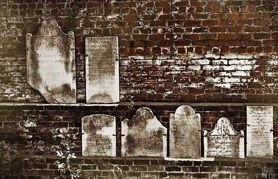 Cemetary Wall Art Print by JAMART Photography