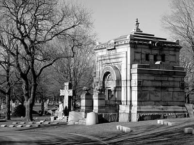 Photograph - Cemetery 8 by Anita Burgermeister