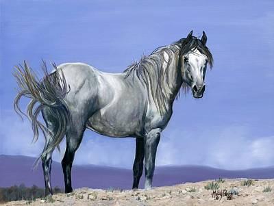 Melody Perez Painting - Centauro Sky by Melody Perez