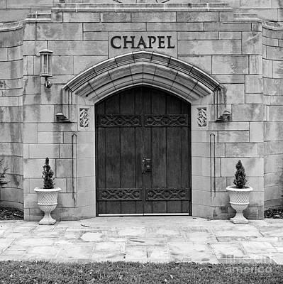 Photograph - Centenary Chapel by Patrick M Lynch