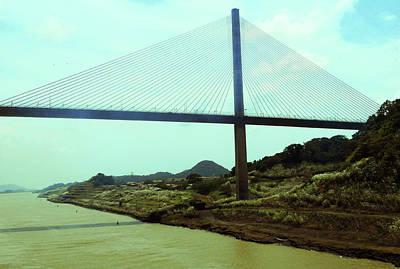 Photograph - Centennial Bridge 4 by Ron Kandt