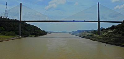 Photograph - Centennial Bridge 5 by Ron Kandt