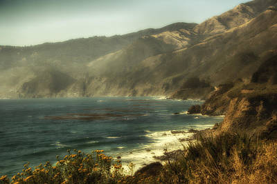 Photograph - Central California Coast by Christopher Purcell