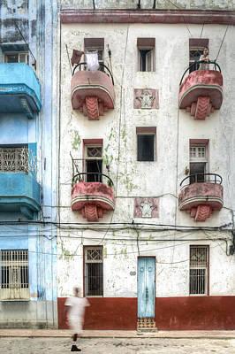 Photograph - Central Havana Cuba by Al Hurley