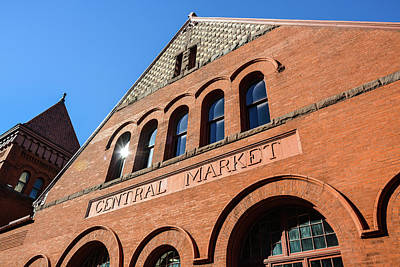 Photograph - Central Market Lancaster Pennsylvania by Tana Reiff