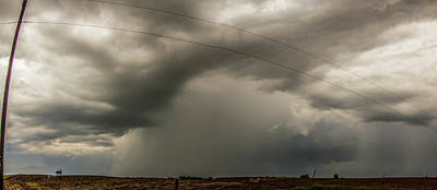 Photograph - Central Nebraska Stormscapes 010 by NebraskaSC