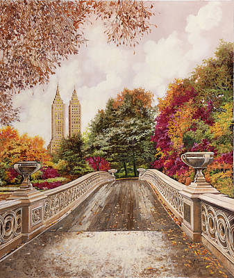 Royalty-Free and Rights-Managed Images - Central Park by Guido Borelli