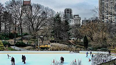 Central Park Skating Rink Original