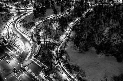 Photograph - Central Park Trails by M G Whittingham