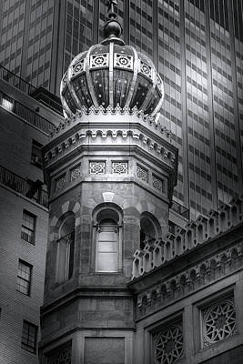 Photograph - Central Synagogue by Mark Andrew Thomas