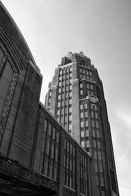 Art Print featuring the photograph Central Terminal 15142 by Guy Whiteley
