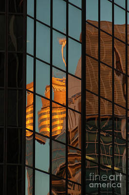 Photograph - Centrepoint Hiding by Werner Padarin