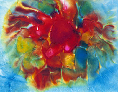 All Your Vision Painting - Centrifuge by Don  Wright