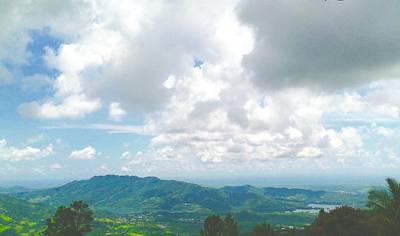 Photograph - Cerca Del Cielo En Villalba by Walter Rivera Santos