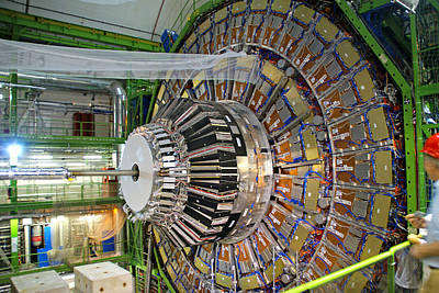Photograph - Cern 2 by Rod Jones