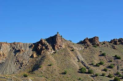Photograph - Cerrillos New Mexico by Dave Gordon