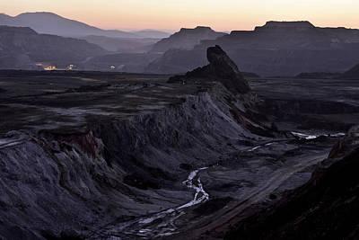 Photograph - Cerro Colorado Mines Huelva Spain by Marek Stepan