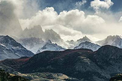 Photograph - Cerro by Ryan Weddle
