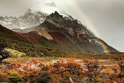 Photograph - Cerro Solo by Ryan Weddle