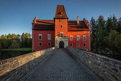 Photograph - Cervena Lhota Castle #3 - Czechia by Stuart Litoff