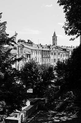 Photograph - Cesena -cityscape  by Andrea Mazzocchetti