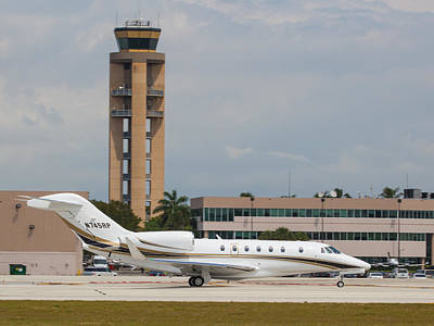 Photograph - Cessna 750 Jet by Dart and Suze Humeston