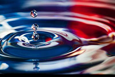 Photograph - C'est La Vie Or Go With The Flow by Jeff Folger