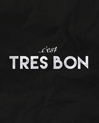 Emotive Photograph - C'est Tres Bon by Samuel Whitton