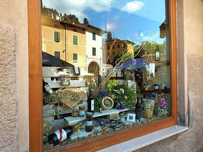 Photograph - Cetona Reflections by Dorothy Berry-Lound