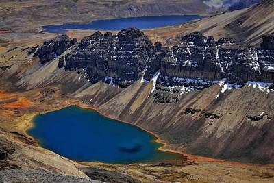 Photograph - Chacaltalya Climb To 17800 Feet 15 by Skip Hunt