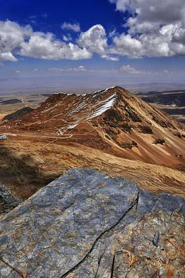Photograph - Chacaltalya Climb To 17800 Feet 16 by Skip Hunt