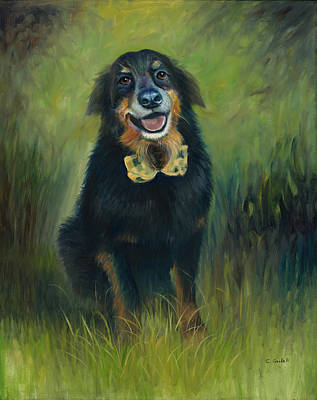 Painting - Chaco by Claudia Goodell