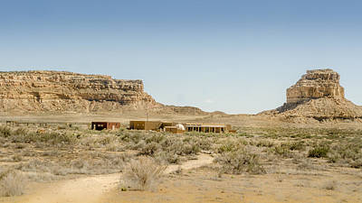 Photograph - Chaco Culture National Historic Park by Dakota Light Photography By Dakota