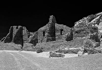 Chaco Canyon Photograph - Chaco Fourteen by Paul Basile