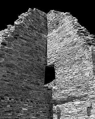Chaco Canyon Photograph - Chaco Twelve by Paul Basile